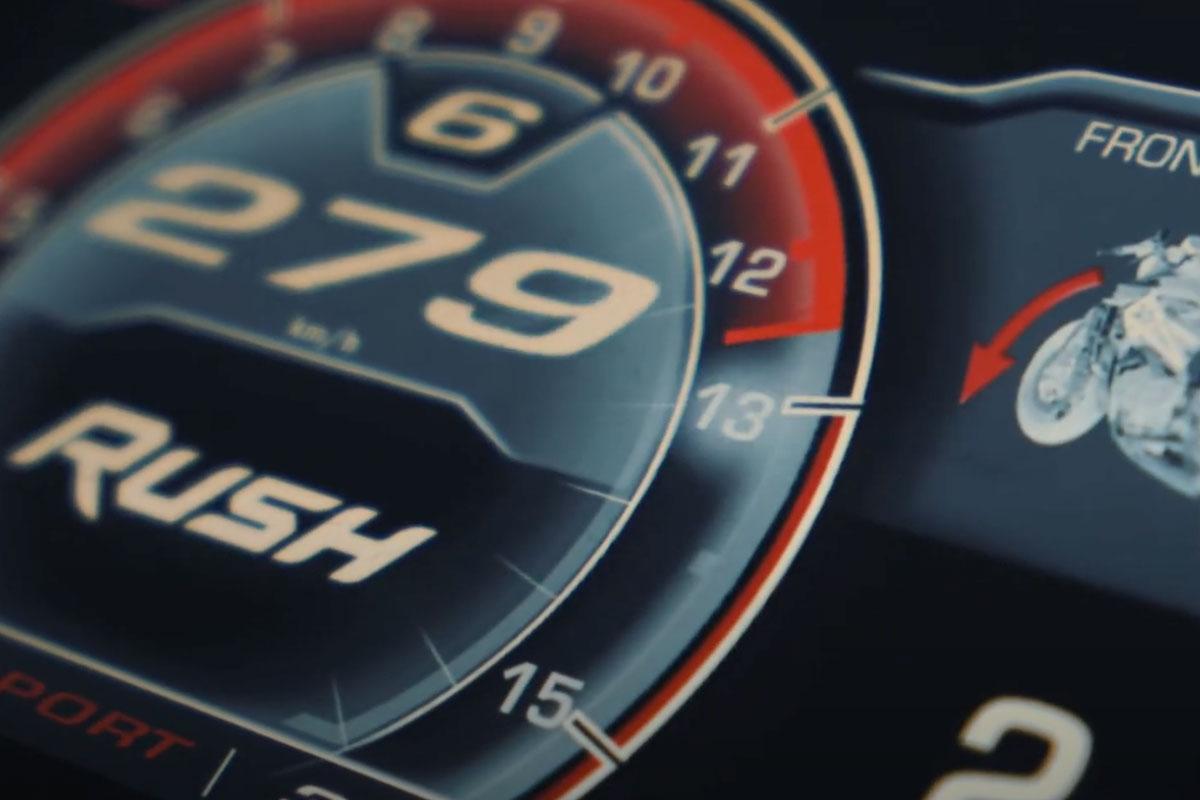 RUSH 1000
